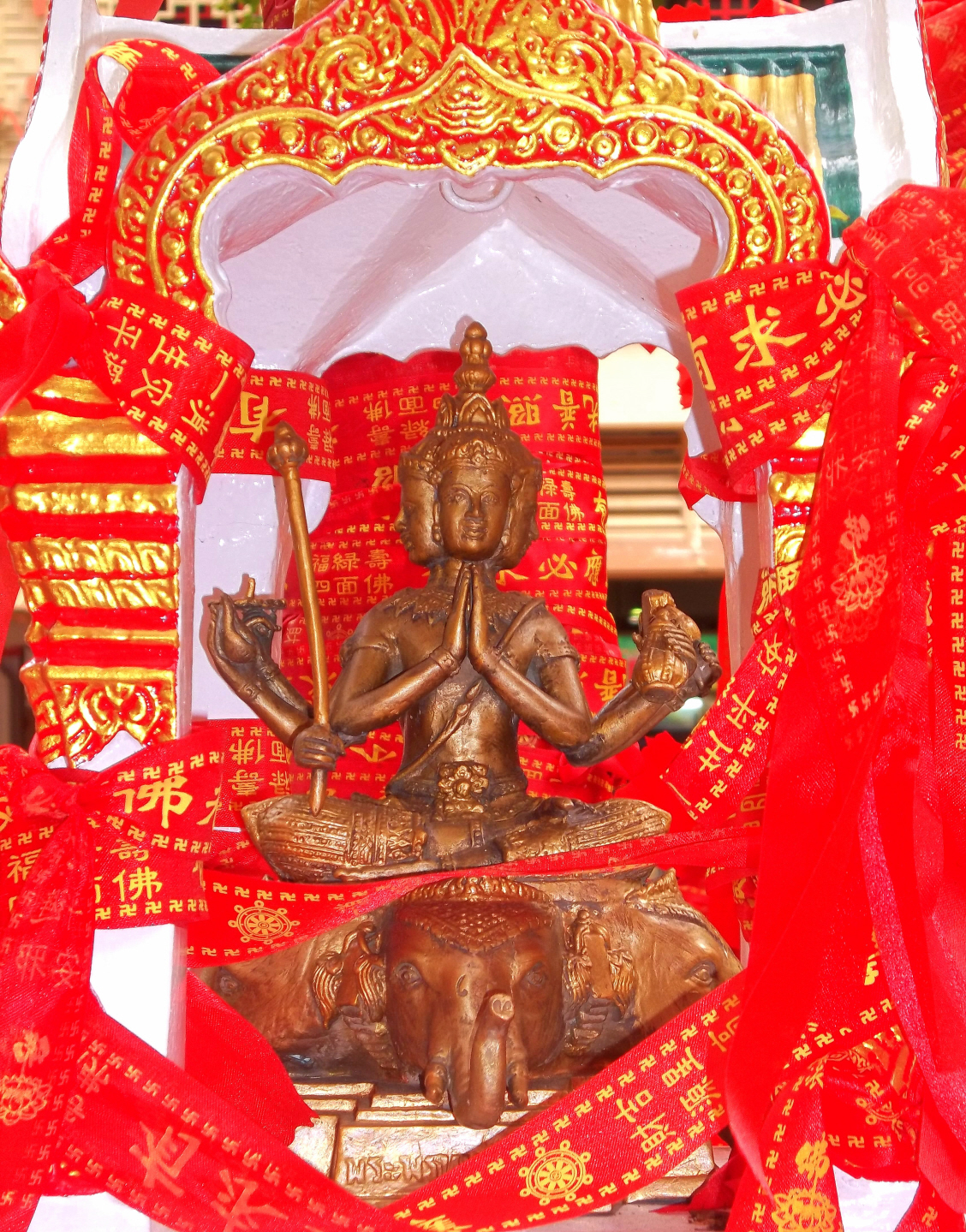 Brahma - Hindu Aspect of the Divine that Chinese & The People of Thailand Like