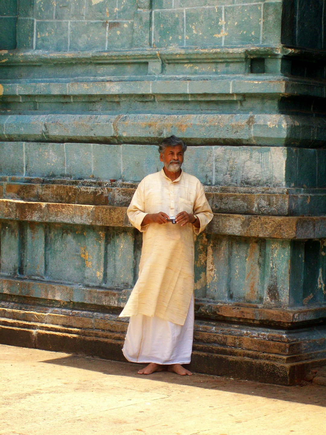 Vaithiswarankoil Temple -- Ajata in his home state of Tamil Nadu, India
