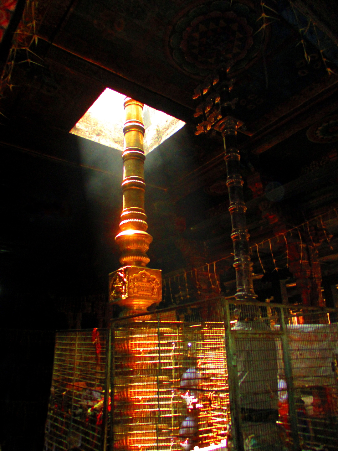 Vaithiswarankoil Temple dedicated to Shiva (the Divine as Healer)  - Tamil Nadu, India